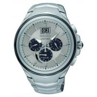 Seiko Coutura Solar Chrono Bracelet Watch SSC627P9